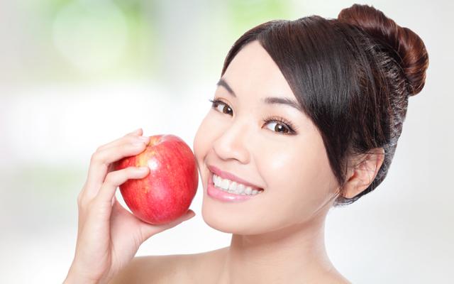 Elma kadın